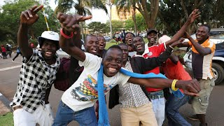 Download Watch live: Celebrations in Zimbabwe after Mugabe resigns Video