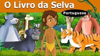 Download O Livro da Selva | Contos de Fadas | Contos Infantis | Portuguese Fairy Tales Video