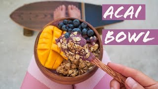 Download HOW TO MAKE AN ACAI BOWL ♥ Video