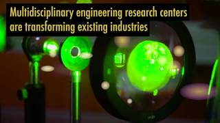 Download NSF Engineering Research Centers to advance US health, energy sustainability Video