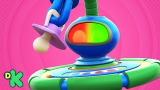 Download Episodio Completo: Super Popper | Mini Beat Power Rockers | Discovery Kids Video