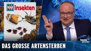 Download Artensterben: Die Natur hat keine Chance gegen Arschlöcher wie uns | heute-show vom 10.05.2019 Video