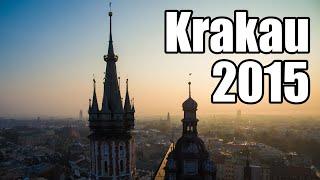 Download DJI Phantom 3 Professional Drohnenflug Polen Krakau HD Market Square drone over cracow Video