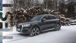 Download 2017 Audi Q5 2.0 TDI - Test Video