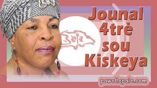 Download JOUNAL 4trè - Vendredi 19 octobre 2018 / NOUVÈL Total sou Kiskeya ak Liliane Pierre-Paul Video