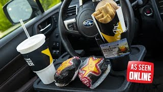 Download As Seen Online - Funny Fast Food Car Products TESTED! Video