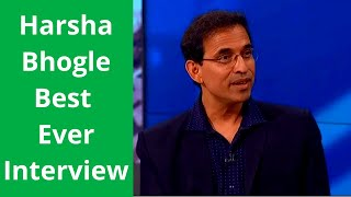 Download Harsha Bhogle Best Interview in Australia - Hilarious and Witty Video