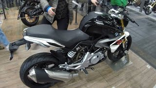 Download BMW G 310 R !! NEW MODEL 2017 !! WHITE BLACK COLOUR !! WALKAROUND !! Video