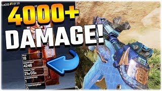 Download I used a G7 SCOUT and got OVER 4,000 DAMAGE.. (Apex Legends PS4) Video