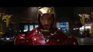 Download Iron Man Suit Ups (and other favourite scenes) Video