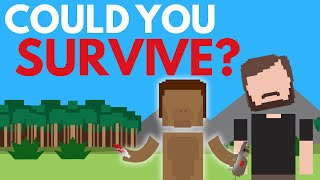 Download Could You Survive 2.5 Million Years Ago? Video