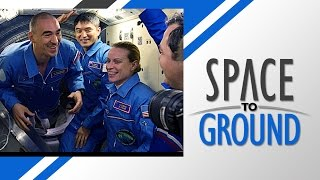Download Space-to-Ground: A New Crew Arrives: 07/15/2016 Video
