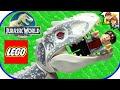 Download BrickQueen LEGO JURASSIC WORLD Indominus Rex Breakout 75919 Build AND Review Video