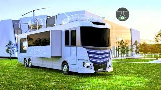 Download 8 LUXURY MOTORHOME YOU CAN LIVE IN Video