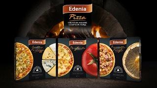 Download Edenia. Pizza coapta pe vatra. Video