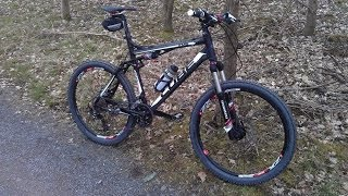 Download Cube XMS 2012 Full Suspension Mountain Bike - Manitou - Schwalbe - Ryder - Easton - Shimano XT - MTB Video