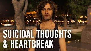 Download Young men's hidden pain: Suicide, heartbreak and loneliness | James Marshall Video