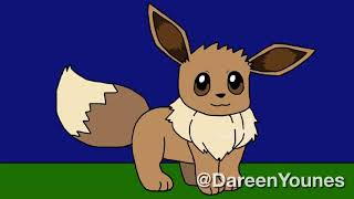 "Download Eevee evolves into a Werewolf! ""Pokémon Parody"" Video"
