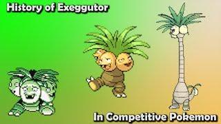 Download How GOOD was Exeggutor ACTUALLY? - History of Exeggutor in Competitive Pokemon (Gens 1-7) Video