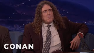 Download How ″Weird Al″ Yankovic Came Up With ″Fat″ - CONAN on TBS Video