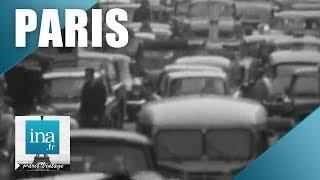 Download 1962 : Les difficultés de la circulation à Paris | Archive INA Video