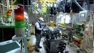 Download construction d'une nissan GTR R35 Video