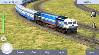 Download Indian Trains Games for Android Phones Video