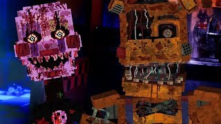 Download A HIDDEN LOCATION WITH TERRIFYING STARLIGHT ANIMATRONICS! | Minecraft FNAF (Five Nights at Freddys) Video