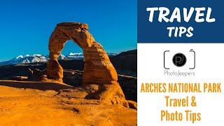 Download Arches National Park Travel and Photography TIPS Video