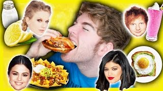 Download TASTING CELEBRITIES FAVORITE FOODS 3 Video