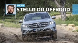 Download Mercedes GLC, l'offroad si fa col mild hybrid Video