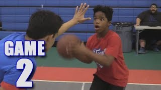 Download GABE TAKES OVER THE GAME! | On-Season Basketball Series | Game 2 Video