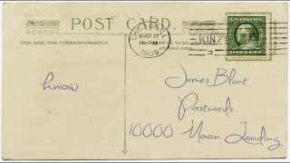 Download James Blunt - Postcards Video