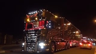Download Most trucks at the 24h Camions Le Mans after truck parade Video
