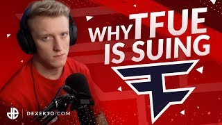 Download Why Tfue is Suing FaZe Clan Video