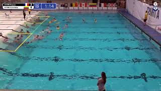 Download Game 195 (COL vs FRA U19W) ENGLISH- 5th CMAS Underwater Hockey Age Group Worlds - Sheffield, UK Video