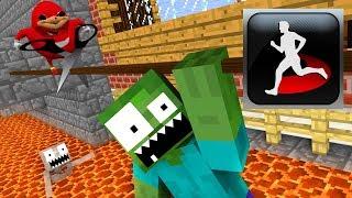 Download Monster School: Acrobatics - Minecraft Animation Video