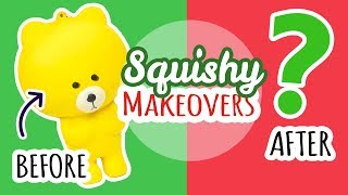 Download Squishy Makeover: Christmas/Winter Edition Video
