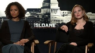 Download 'Miss Sloane' Interview Video
