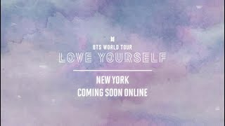 Download BTS (방탄소년단) WORLD TOUR 'LOVE YOURSELF' NEW YORK Official Trailer Video