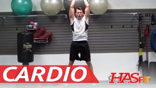Download 15 Minute Insanity Cardio Workout Exercises - HASfit's Cardiovascular Exercise - Insanity Workout Video