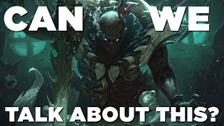 Download Can We Talk About This? Pyke Video
