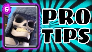Download Clash Royale | Giant Skeleton PRO TIPS & DECKS Surgical Goblin Video