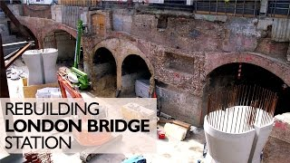 Download What's Going On At London Bridge Station? Video