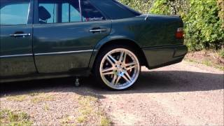 Download Mercedes 500e projekt 2 Video