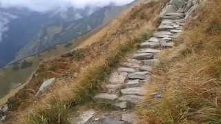 Download Tatry. 10 najpiękniejszych szlaków. Grań nad Doliną Bystrej Video