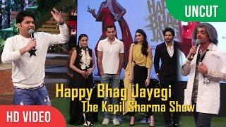 Download The Kapil Sharma Show- Happy Bhag Jayegi Trailer Launch Special | Abhay Deol, Ali Fazal, Diana Penty Video
