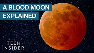 Download Why The Moon Turns Red During A Total Lunar Eclipse Video