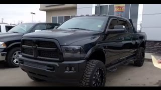Download 2016 Ram 2500 Mega Cab Laramie | Grim Reaper | Edmonton, AB Video