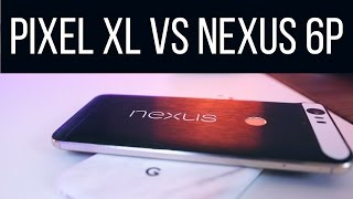 Download Google Pixel XL vs Nexus 6P: Does the Nexus hold its own? Video